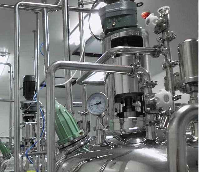 无菌配液系统