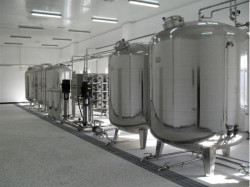 卫生级储液罐